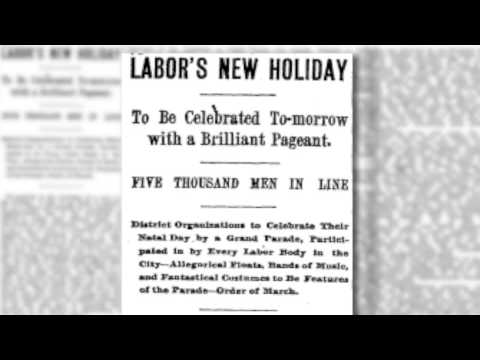 How Grover Cleveland invented Labor Day