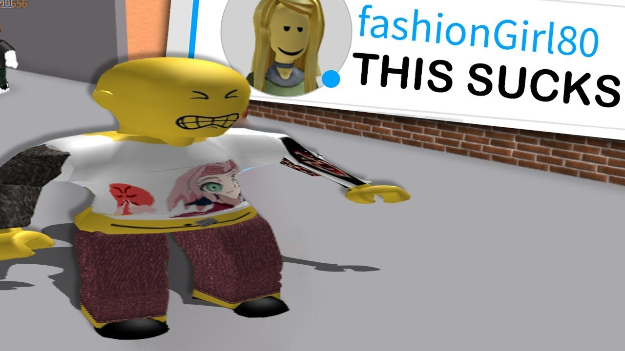I Made A Roblox Fashion Group And Sold The Worst Clothes Youtube