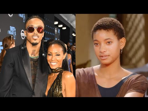 Willow Smith REACTS to Mom Jada Pinkett Smith's 'Entanglement' With August Alsina