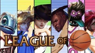 league of basketball
