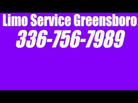 Limo Service Greensboro NC - Limousine Service, Party Bus Rentals