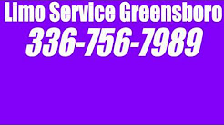Limo Service Greensboro NC - Limousine Service, Party Bus Rentals