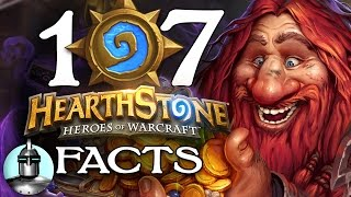 107 Hearthstone Facts YOU Should Know!   The Leaderboard