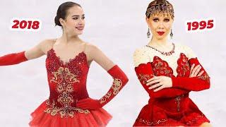 Оксана Баюл считает плагиатом платье Алины Загитовой на ОИ 2018 Баюл о шоу Чемпионы на льду