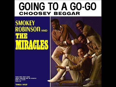 """Going To A Go Go"" w/Lyrics. ""Smokey Robinson and the Miracles""."