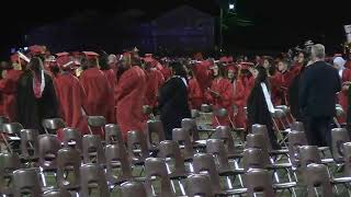 Edison High School Commencement 2021