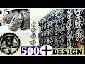 BEST ALLOYS IN PUNJAB (MONGA TYRES ) 500+DESIGNS AMAZING QUALITY