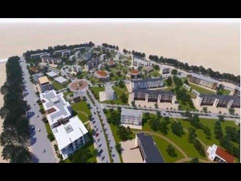 Projet Université de Touba par le K G M | Conférence de presse de Rawdou Rayahin sur les prog
