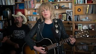 Lucinda Williams: NPR Music Tiny Desk Concert