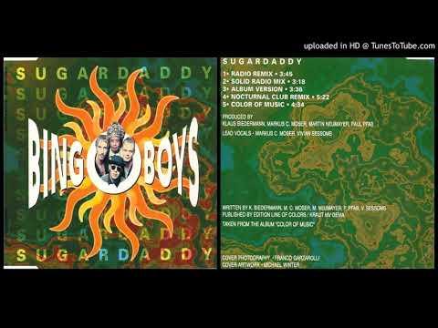 Bingoboys – Sugardaddy (Nocturnal Club Remix – 1994)