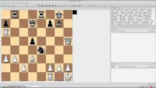 ChessX Crafty Vs  Stockfish