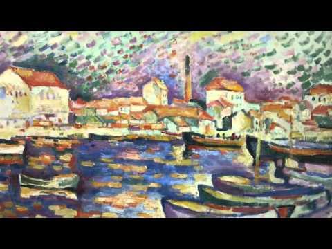L'estaque 1906 Georges Braque 1882-1963 Centre Pompidou Paris France