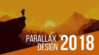 Parallax effect 2018