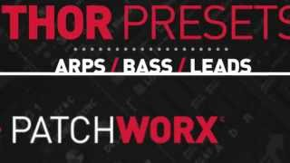EDM Leads - Loopmasters Presets for Thor