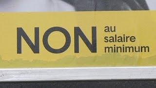 السويسريون يرفضون تحديد الأجر الأدنى