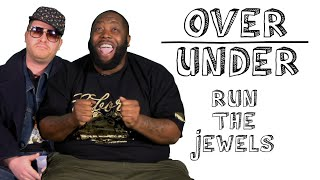 Run the Jewels Rate Hulk Hogan, God and Camping | Over/Under