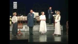 """Театр им. Моссовета. Спектакль """"Три сестры""""."""