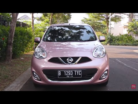 Video Review - New Nissan March