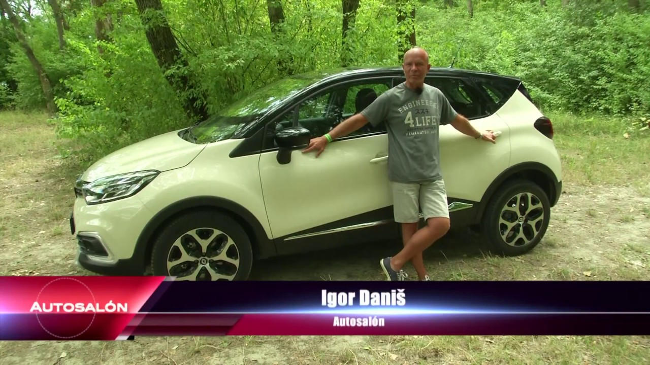 Renault Captur Energy Tce 120 Edc Youtube