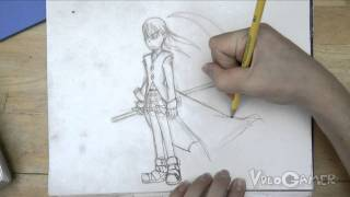 How to Draw Maka (Souleater)
