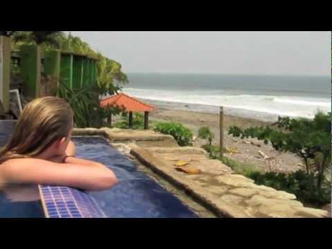 Surf Trip to Playa El Tunco, El Salvador