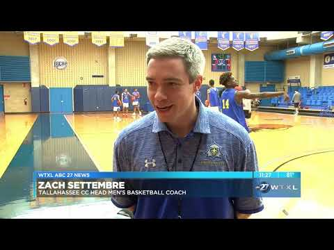 Tallahassee Community College men's basketball excited about the possibilities