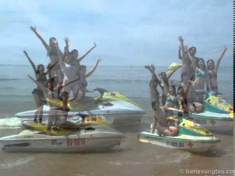 Xem các hoa hậu các dân tộc tắm biển Vũng Tàu