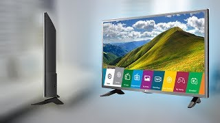 LG 80cm (32) HD Ready LED TV (32LJ523D, 2 x HDMI, 1 x USB)Ovrview