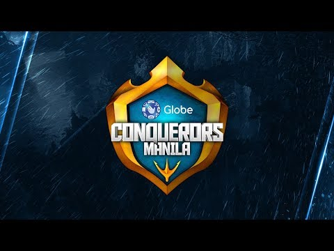 Globe Conquerors Manila 2018 Thailand National Qualifiers Stage 2 / Day 3
