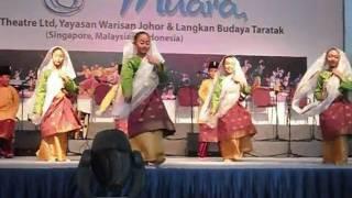 Zapin Telok Blangah @ MHC Zapin D' Muara