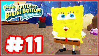 SpongeBob Squarepants: Battle for Bikini Bottom Rehydrated - Part 11 - The Slopes!