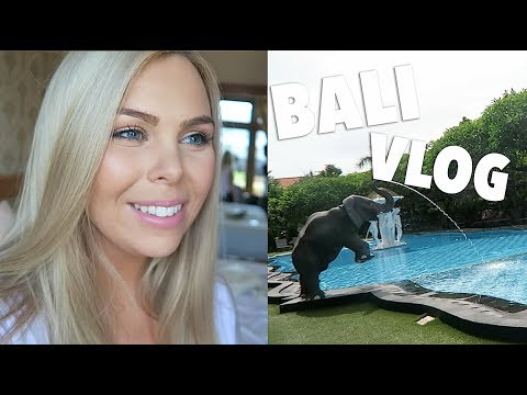 MY FIRST TRIP TO BALI! VLOG