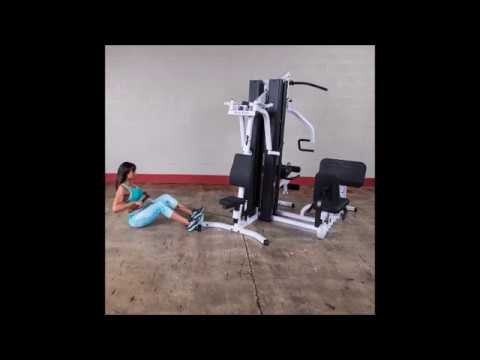 Body solid exm3000lps light commercial gym youtube body solid exm3000lps light commercial gym aloadofball Choice Image