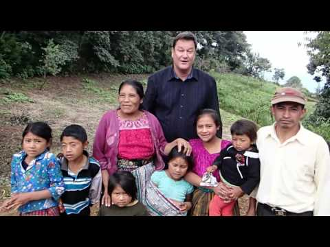 Michael Pinson Visiting Farmers in Guatemala for FarmingForProsperity.org
