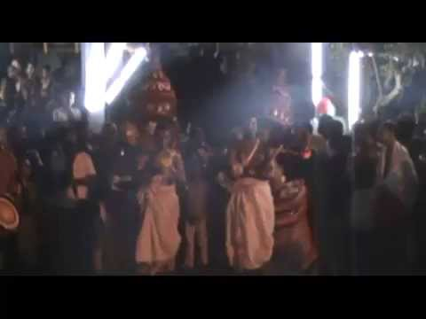 Pookuttichathan Thira 2015 Of Puthalam Ambalam Mahe