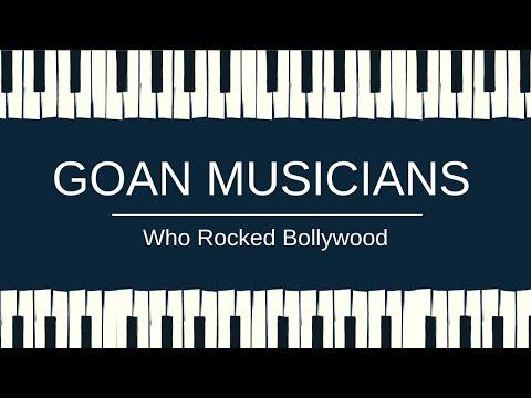 Goan Musicians Who Rocked Bollywood