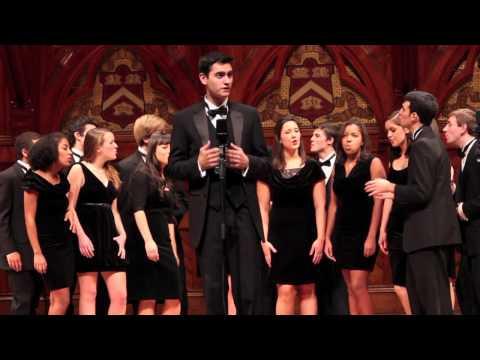 Change in My Life (Rockapella) - The Harvard Opportunes