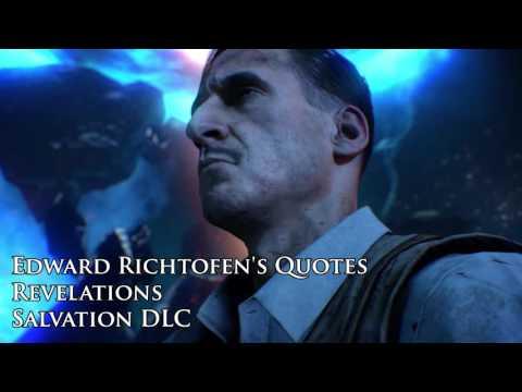 "Revelations - Edward Richtofen's quotes / sound files (Black Ops III ""Salvation"" DLC)"