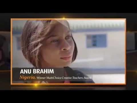 Multichoice Nigeria Creative Teachers Awards Winner