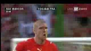 Senderos Goal vs. Korea WC06