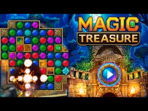Magic Treasure - Android Gameplay & Walkthrough Magic Treasure Game!