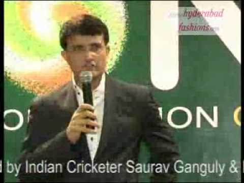 Saurav Ganguly Speech in 'One Nation, One Card' Launched at HICC, Hyderabad