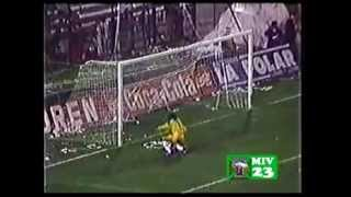 Goles de Temuco en Primera División, década de los 90