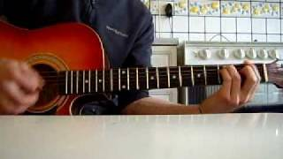 james morrison, you give me something, acoustic guitar cover.