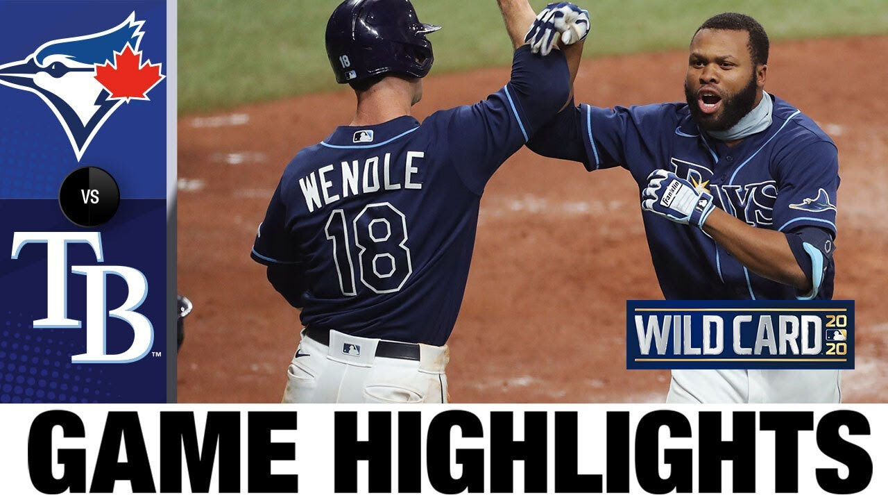 Blake Snell fans nine to help Rays win Game 1, 3-1 | Blue Jays-Rays Game 1 Highlights 9/29/20