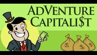 GET RICH QUICK - UNLIMITED Money : Steam version AdVenture Capitalist.