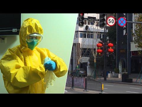 Закрытые магазины и пустые улицы: как живут в эпицентре вспышки коронавируса в Китае