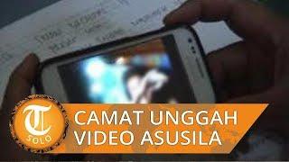 Tak Sengaja Unggah Video Skandal dengan Wanita, Oknum Camat Di Wonogiri Diperiksa Polisi