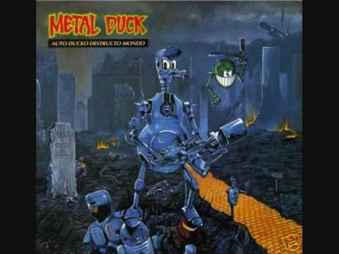 Metal Duck - Gore Littoral Twilight Zone