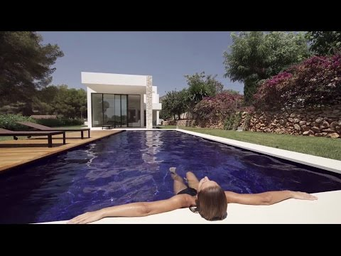 Modern luxury style villa in Moraira El Portet (Costa Blanca, Spain)